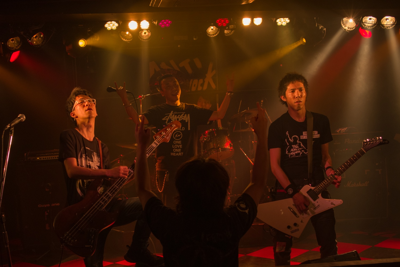 2017/04/19(WED) 新宿ANTIKNOCK photo by Azusa Yoshikawa