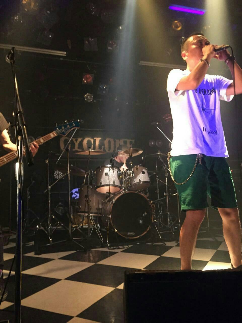 20150702(THU)  渋谷CYCLONE
