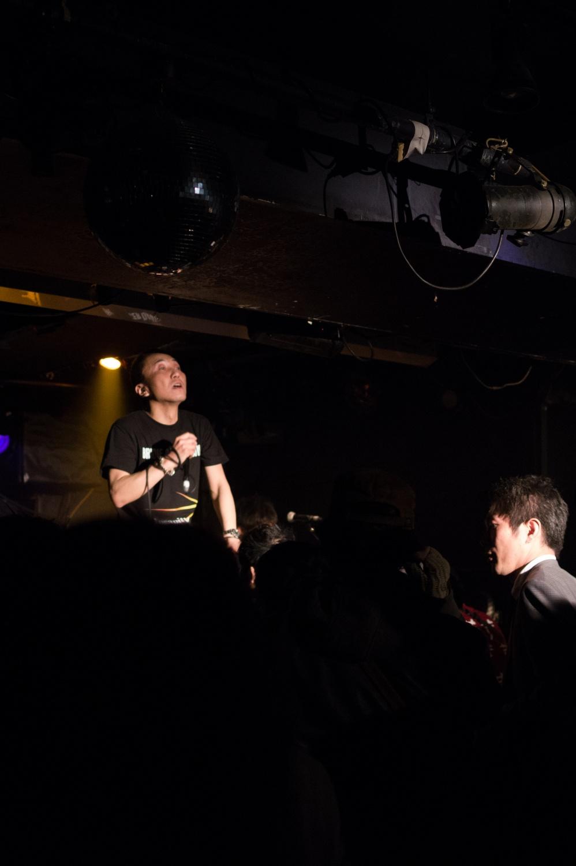2016/4/30(sat)四谷OUTBREAK 「Insanity」レコ発  photo by Azusa Yoshikawa