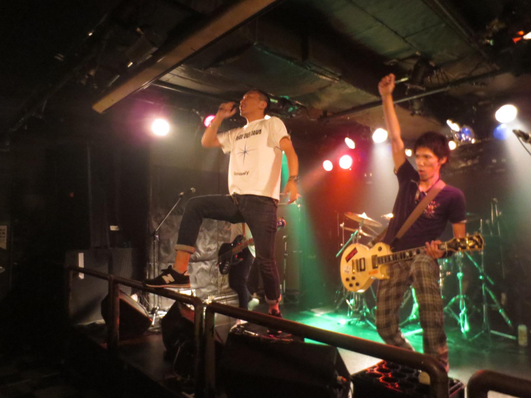 2015/10/02(FRI)四谷OUTBREAK