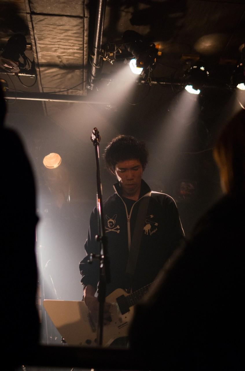 2016/2/26(fri)四谷OUTBREAK   photo by Azusa Yoshikawa
