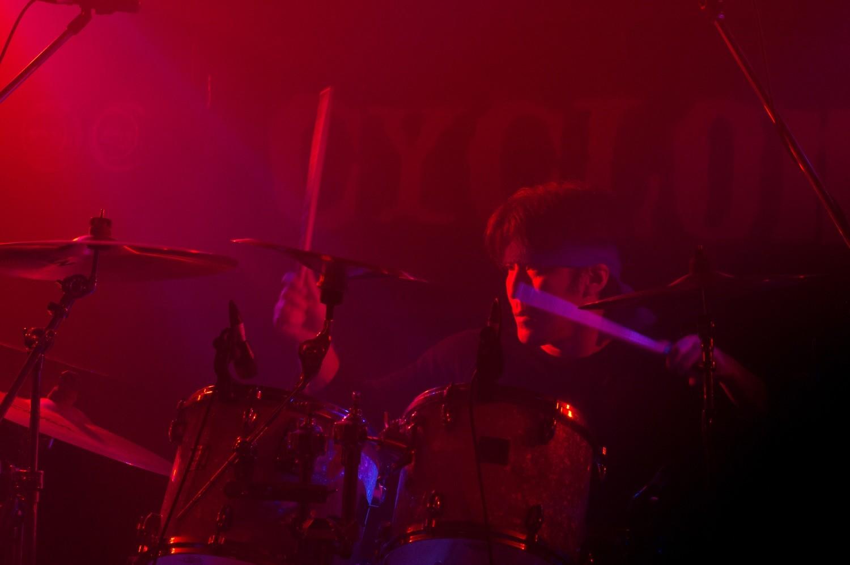 2016/3/29 (tue) 渋谷CYCLONE    photo by Azusa Yoshikawa