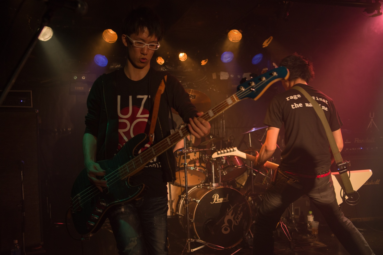 2017/03/15(wed) 四谷OUTBREAK Photo by Azusa Yoshikawa