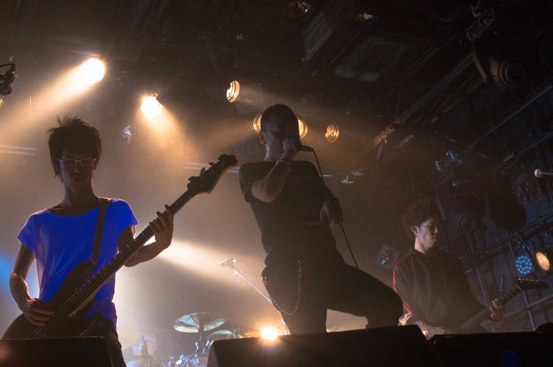 2015/11/05(thu) 渋谷CYCLONE                    photo by Azusa Yoshikawa