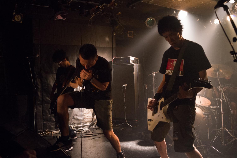 2016/09/02(fri) 四谷OUTBREAK  photo by Azusa Yoshikawa