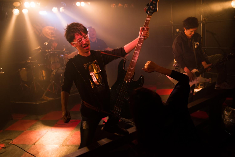 2017/01/07(sat) 新宿ANTIKNOCK     Photo by Azusa Yoshikawa