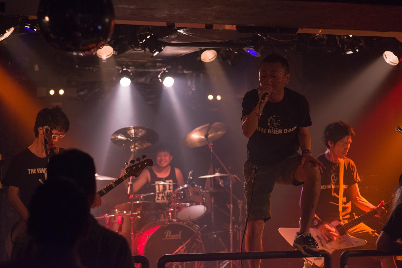 2017/07/18(TUE)四谷OUTBREAK  photo by Azusa Yoshikawa