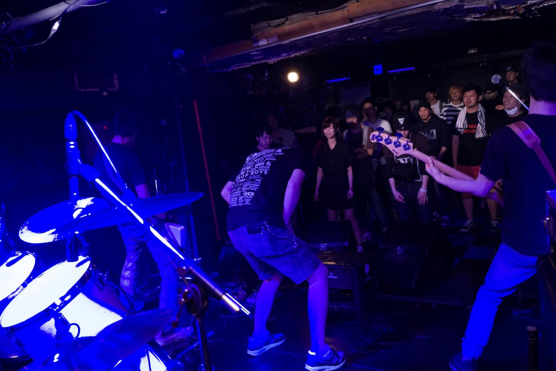 2016/5/24(tue)池袋MANHOLE レぺゼン6 photo by  Azusa Yoshikawa