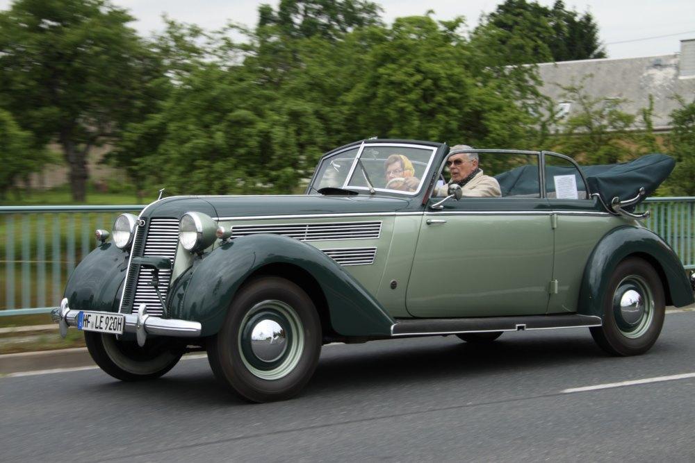 Gläser Audi 920 1938