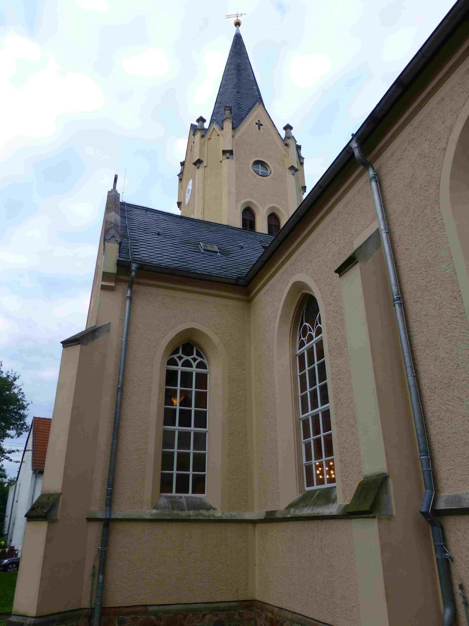 Prößdorf Kirche 2