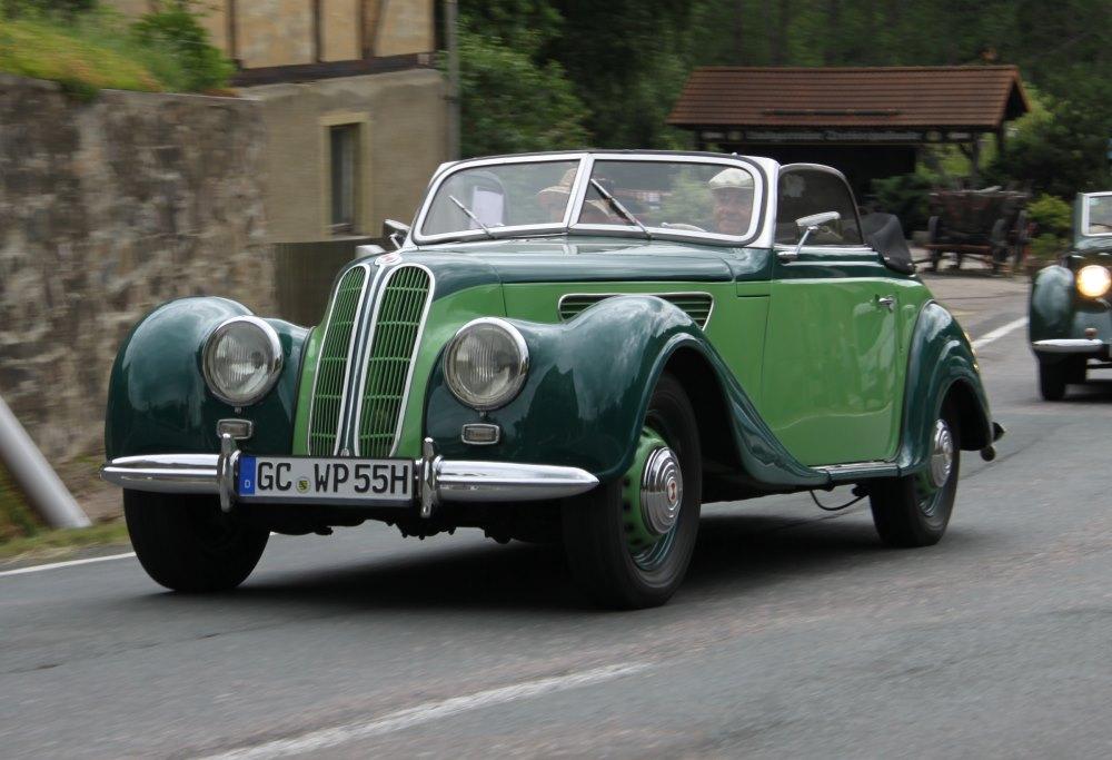 EMW 327, 1949. Nachfolger KWD,