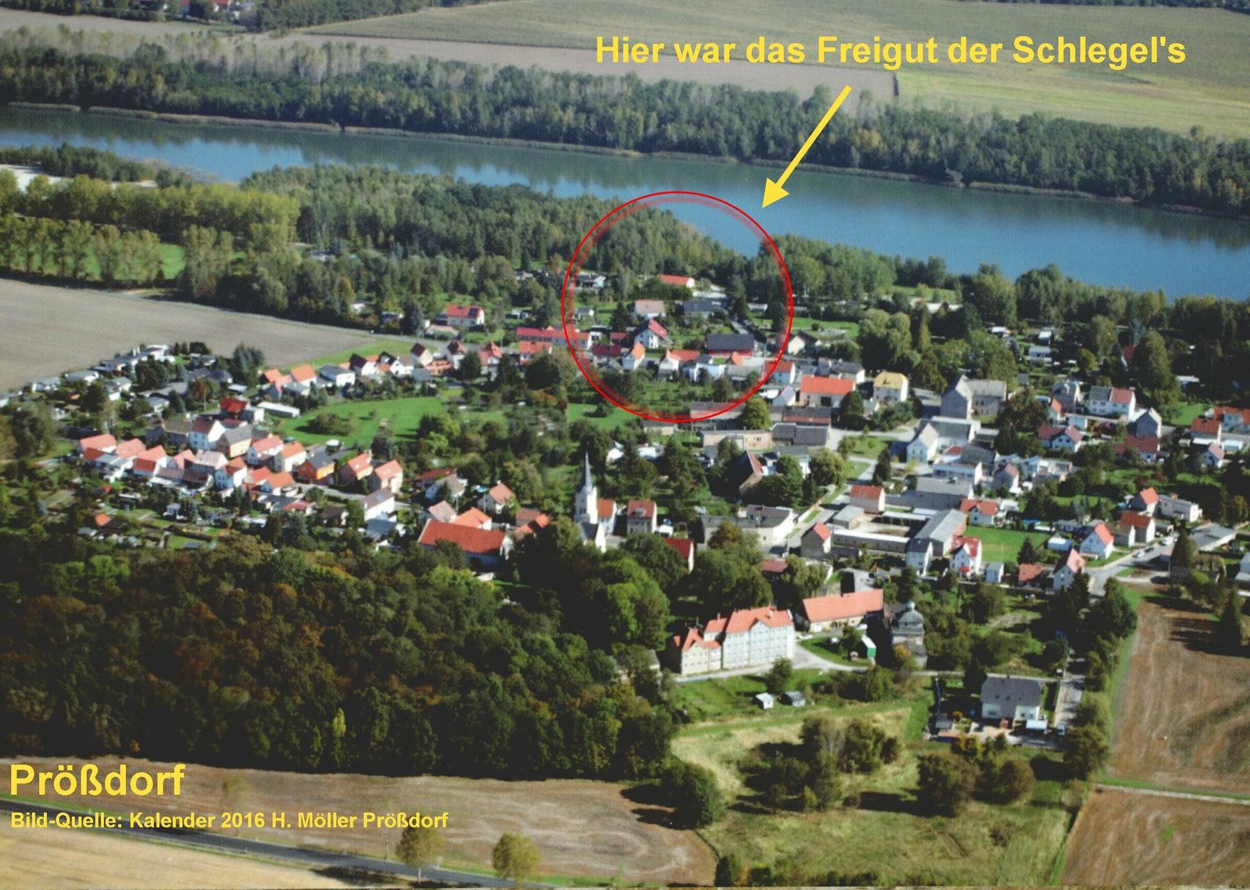 Prößdorf Freigut Schlegel 1