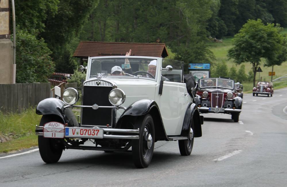 Gläser  Wanderer W10-IV 1932