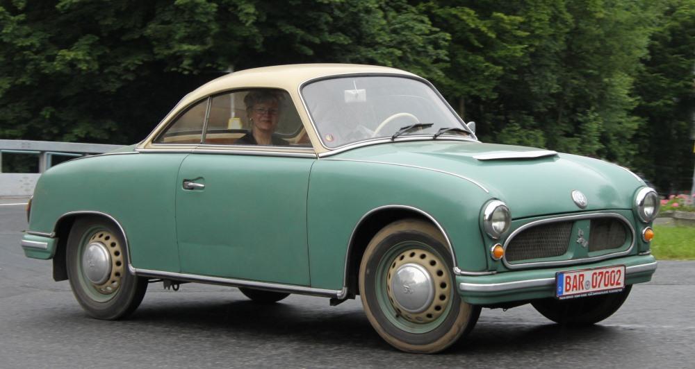 IFA P70, 1955-59. KWD