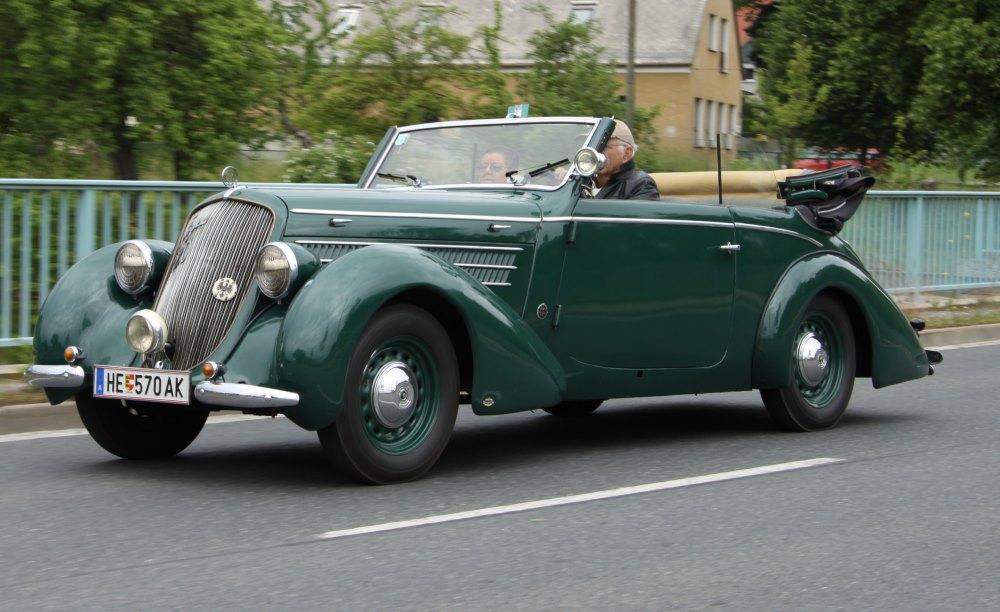 Gläser Steyr 220 1937