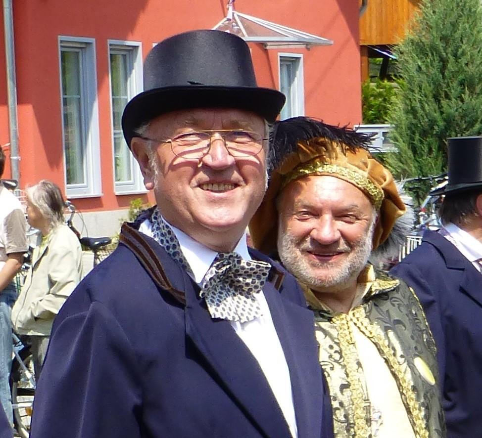 Prößdorf 600 Jahr-Feier 2013; Festumzug 2