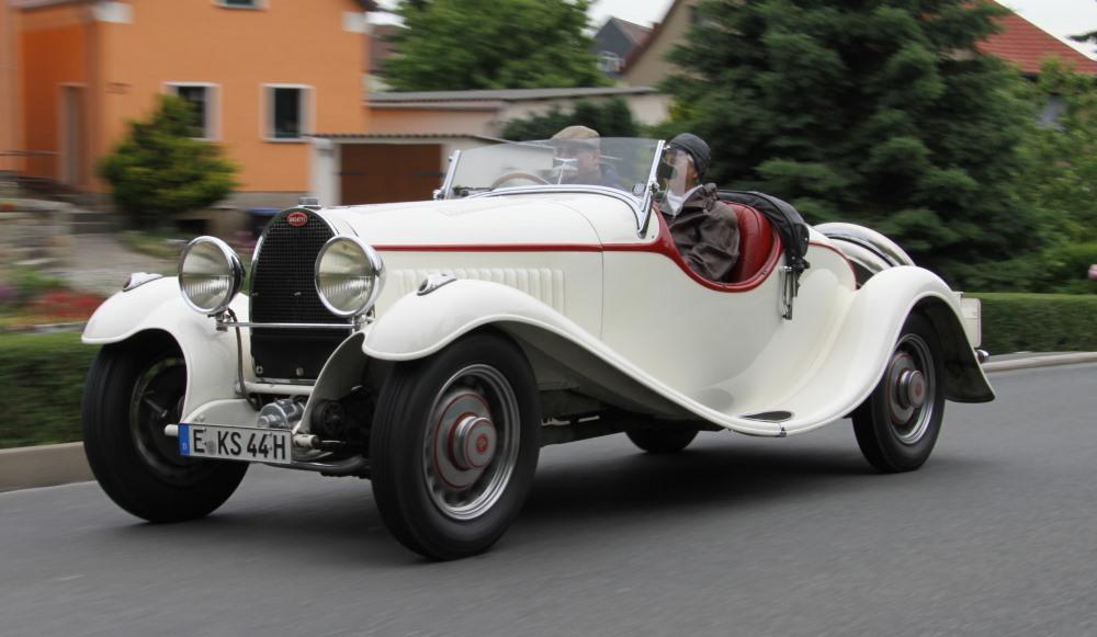 Gläser Bugatti T49 1930-1934