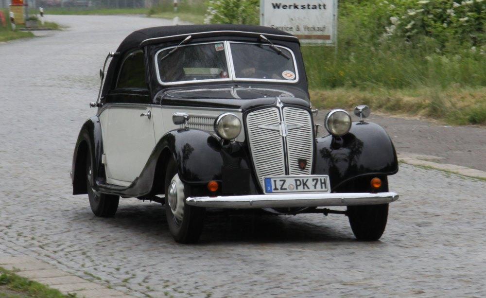 Gläser Adler 2,0 Liter 1938-1940