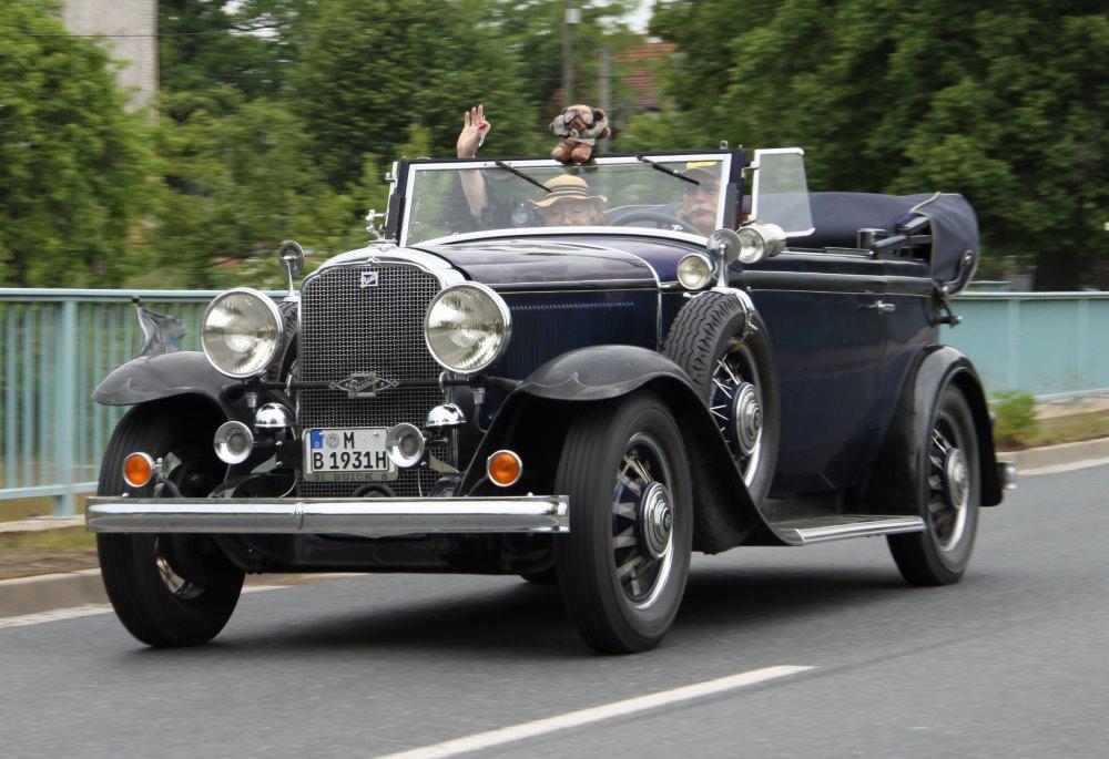Gläser Buick Serie 60 1931-32