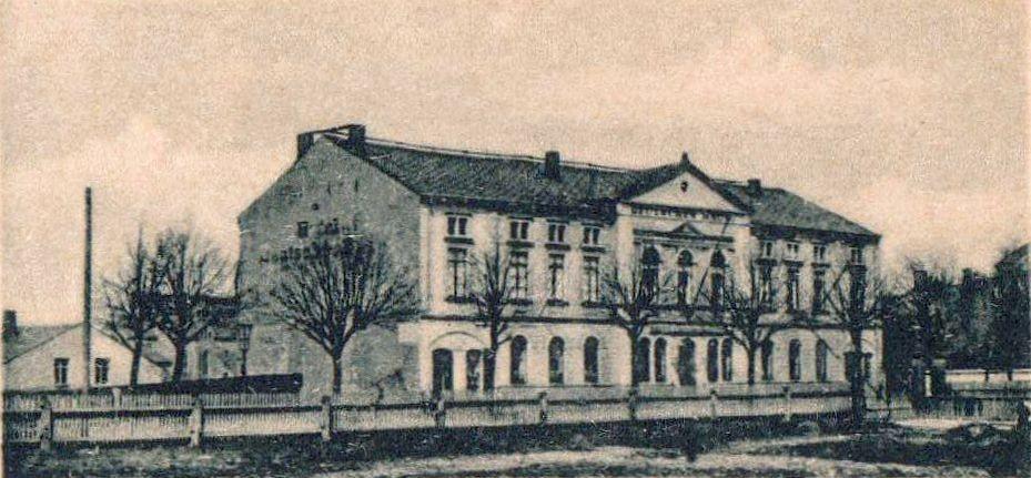 Deutsches Haus Radeberg ca. 1895