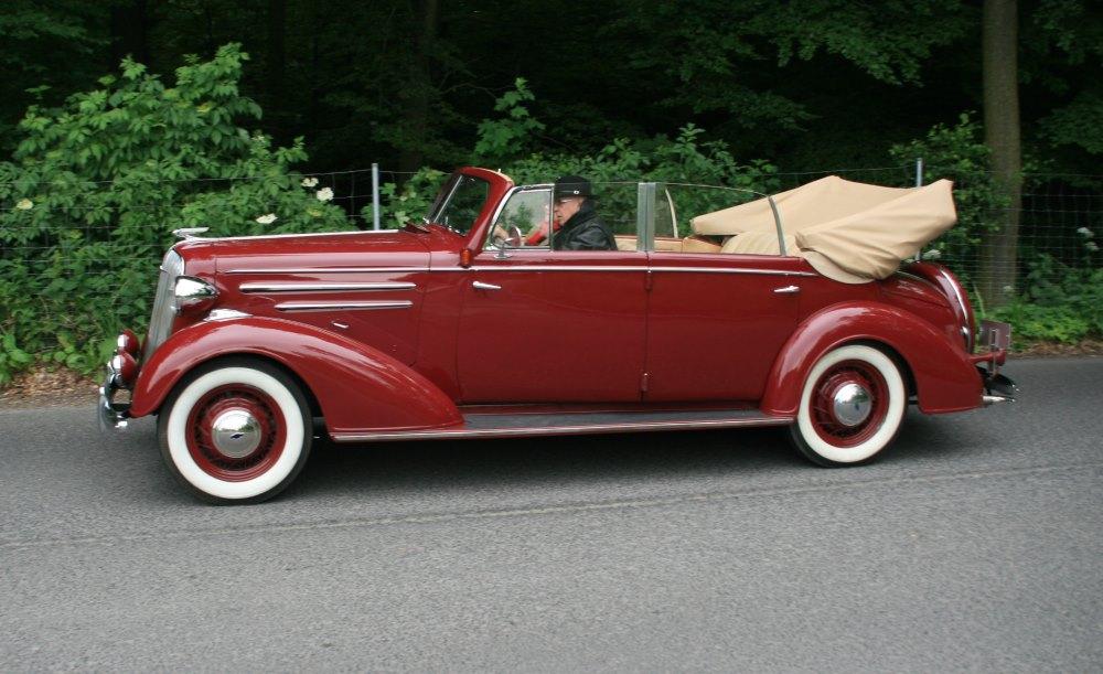 Gläser Chevrolet Imperial 1936