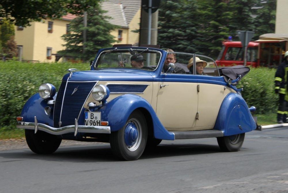 Gläser Ford Eifel 1935-1940