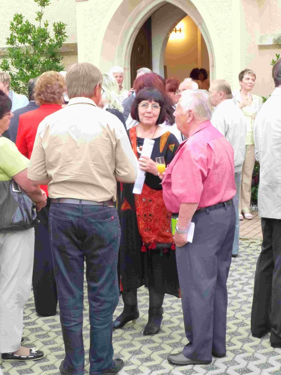 Prößdorf 600 Jahr-Feier 2013; Festveranstaltung 3