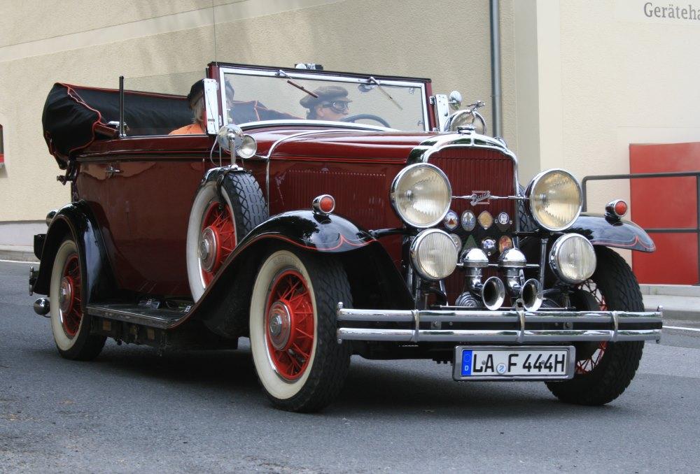 Gläser Buick 8-57, 1931