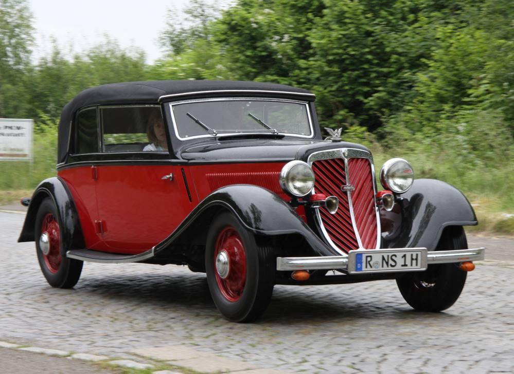 Gläser Wanderer W22 1933