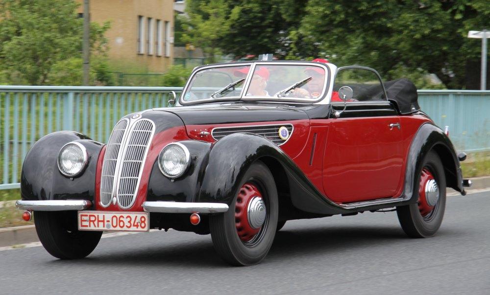 Gläser Phaeton Nürburg 460 1930