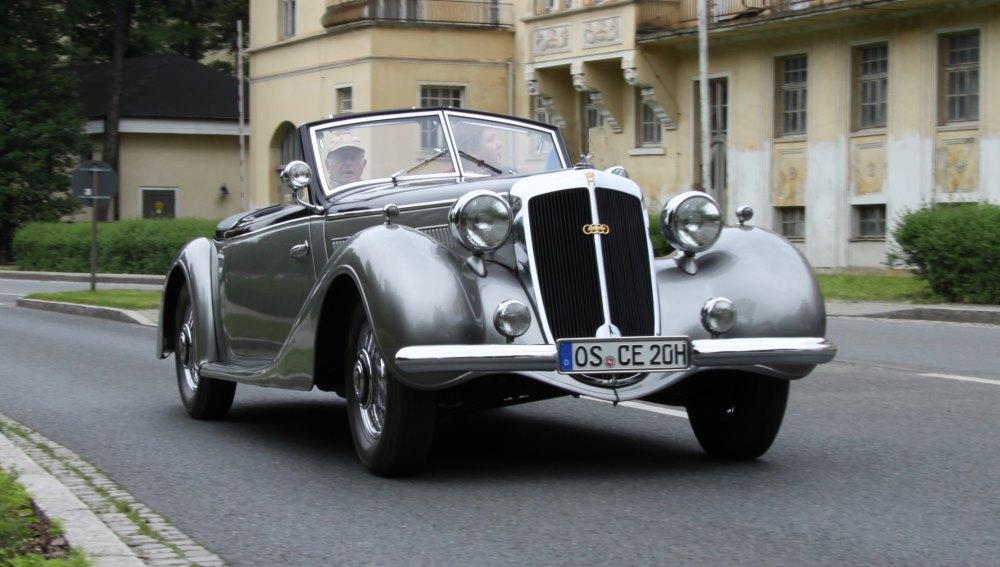 Gläser Horch 930 Roadster 1937-40