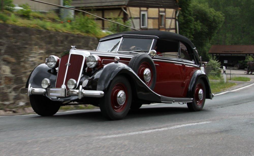 Gläser Horch 951 1937-1940
