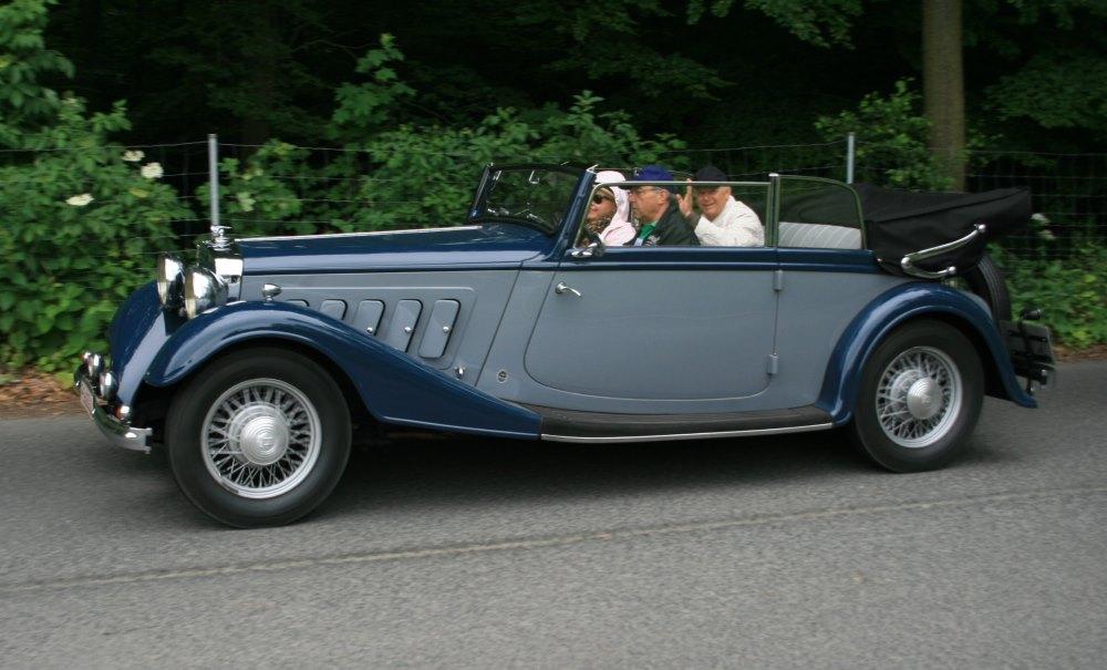Gläser Horch 830 1933
