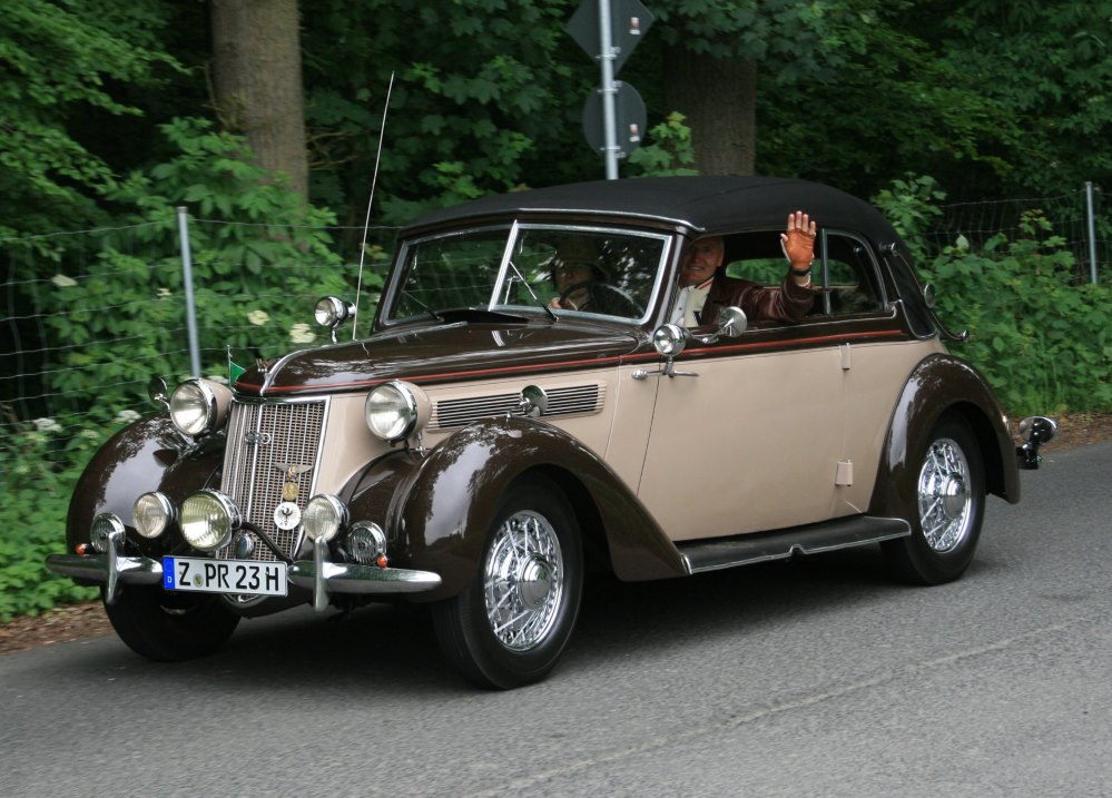 Gläser  Wanderer W23 1940