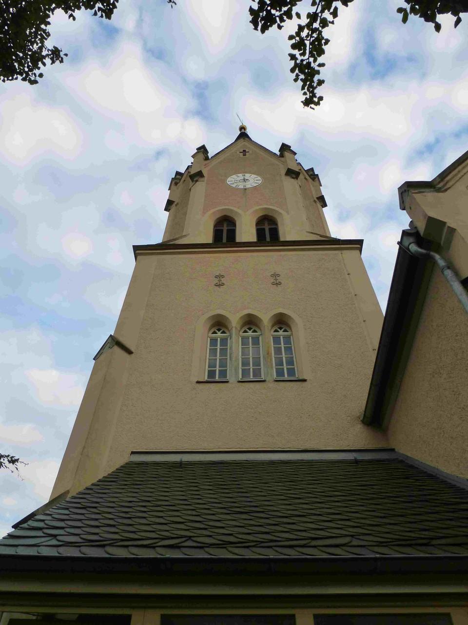 Prößdorf Kirche 3
