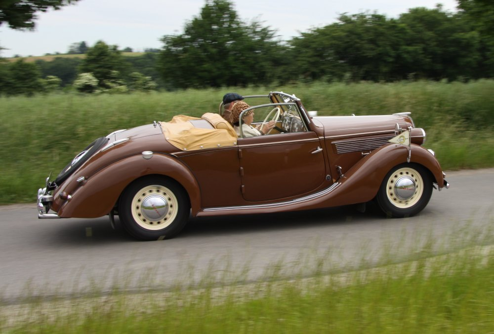 Gläser Opel Super 6 1937