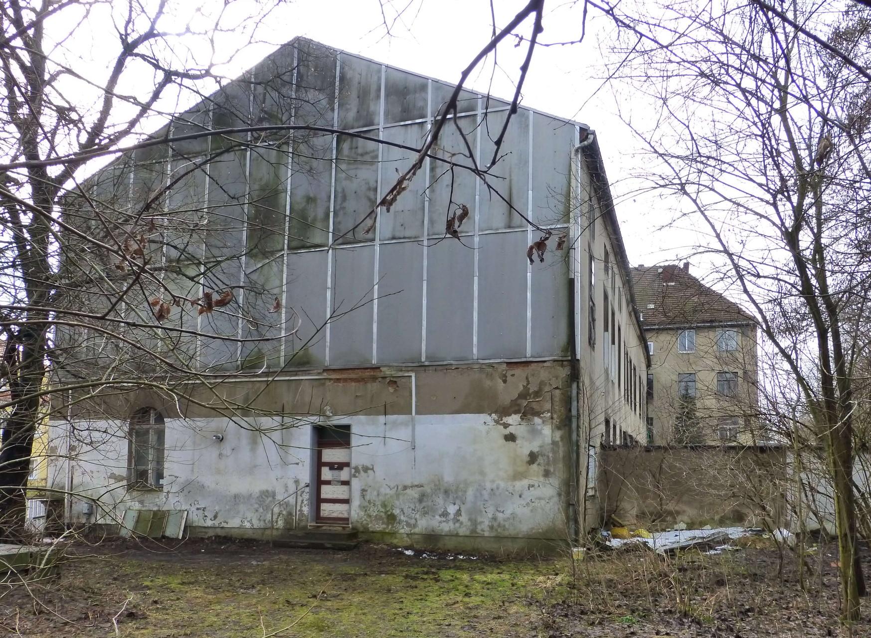 Deutsches Haus Radeberg 2013 Nord-Giebel