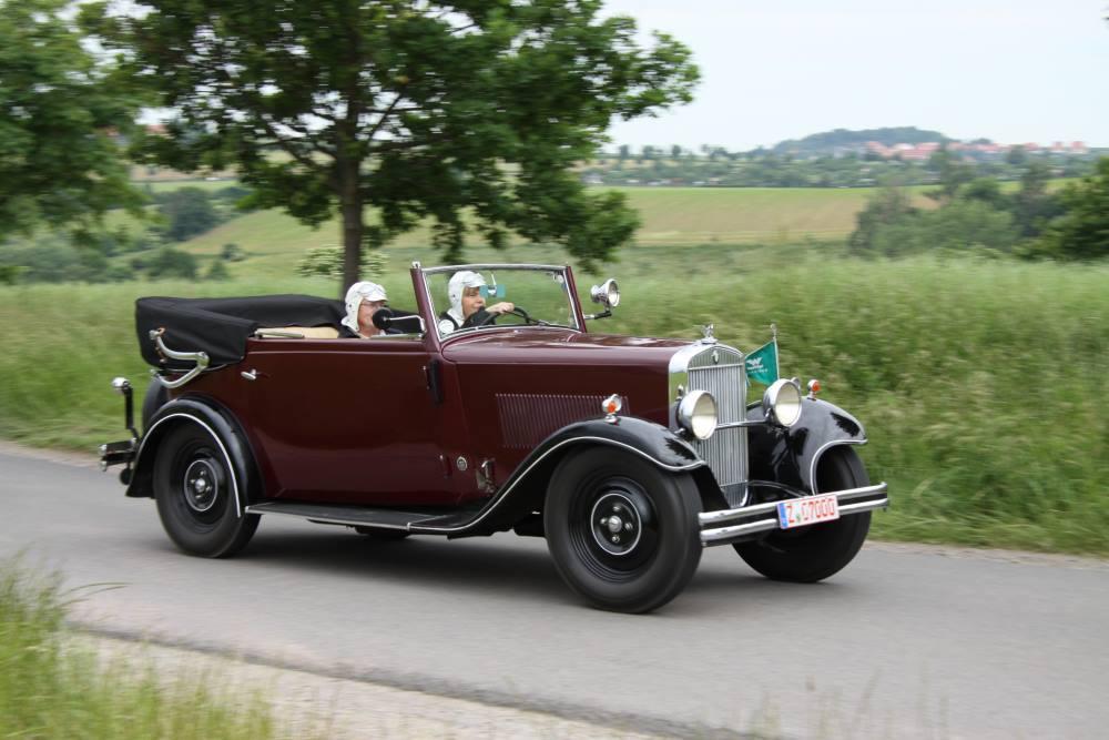 Gläser Wanderer W 10-IV 1932