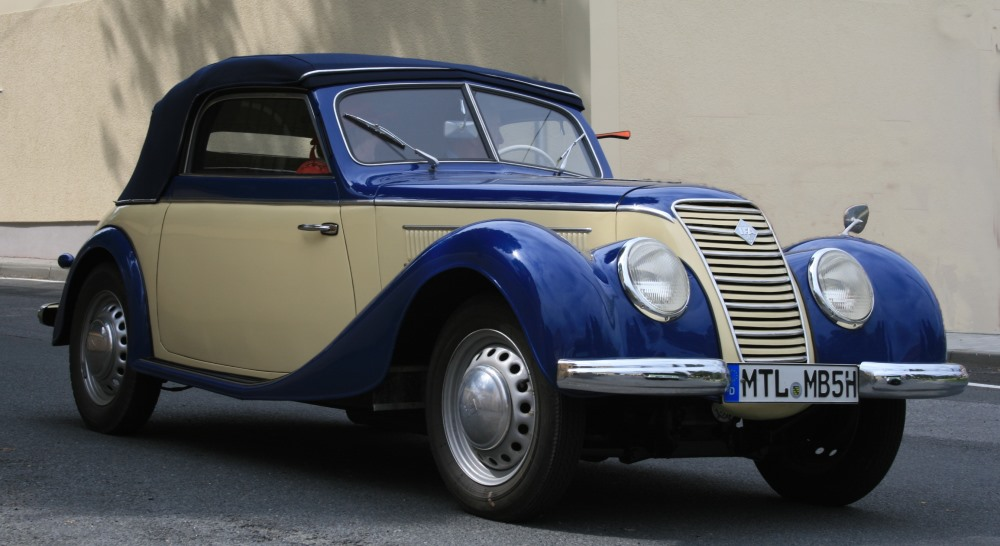 IFA F8, 1953. KWD