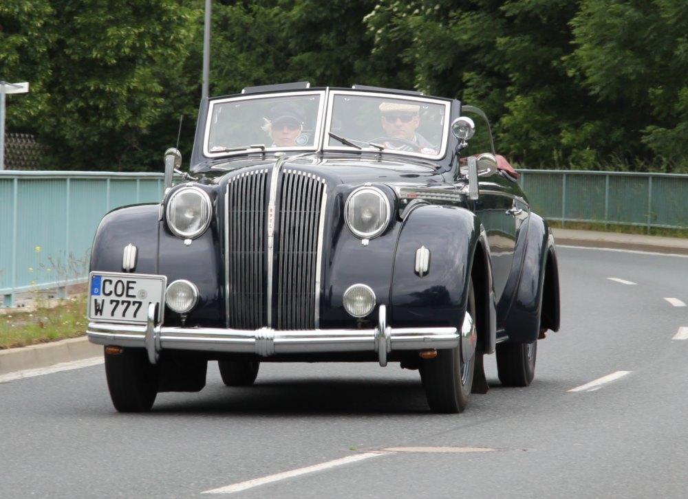 Gläser Opel Admiral 1937-39