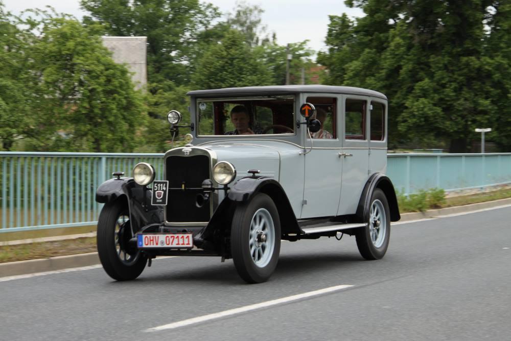 Gläser Wanderer W10-II 1928