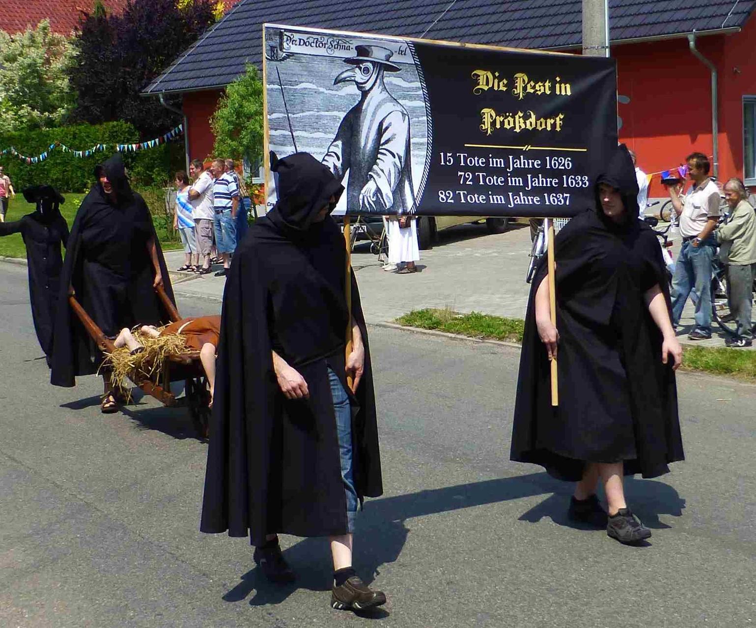 Prößdorf 600 Jahr-Feier 2013; Festumzug 4