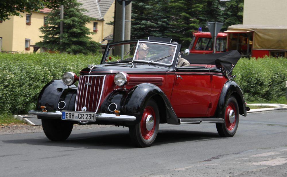 Gläser Wanderer W23 1937