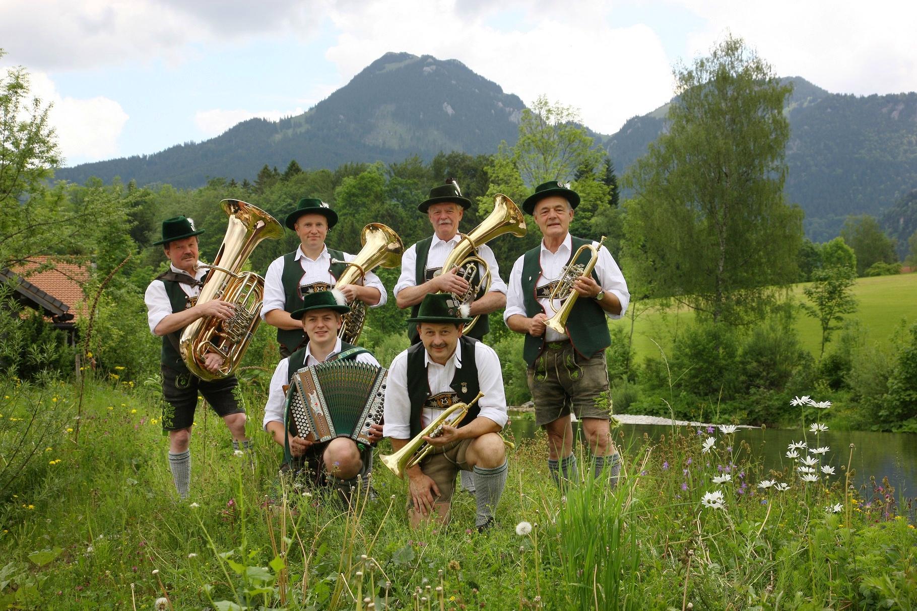 Bläser-Ensemble Fischbachau