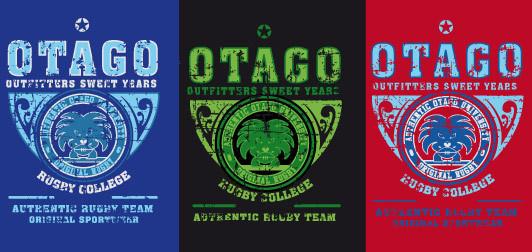 Réalisé dans le cadre de l'entreprise Otago