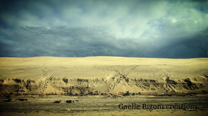 Dune du Pilat, France, Novembre 2010