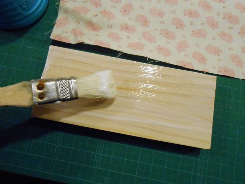 How to:Key Hook/かまぼこ板リメイク、キーフックの作り方_03