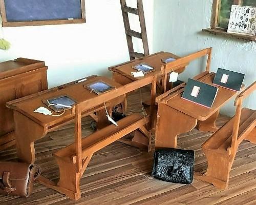 Die kleine Dorfschule Teil 1
