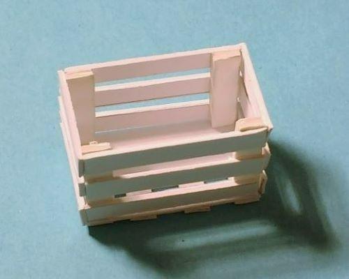 Anleitung für Miniatur-Kisten