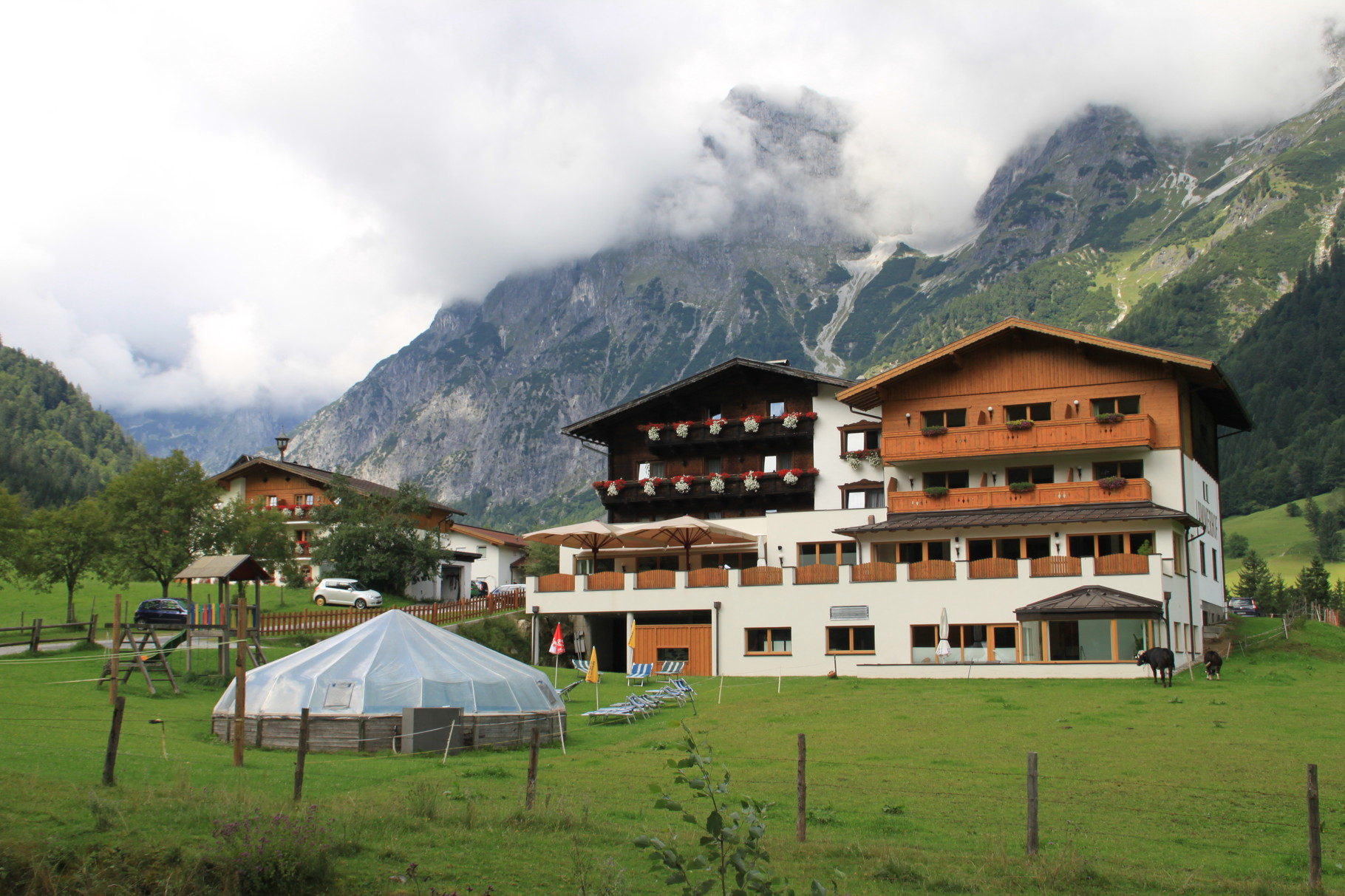 Alpengsthof Lämmerhof